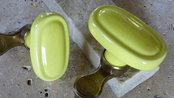 フランス・陶器製ボルドー式ハンドル