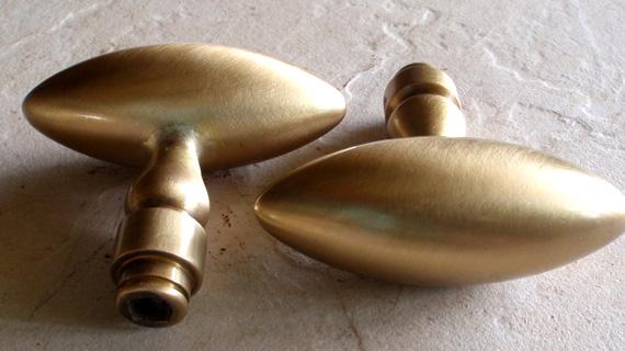 フランス製ドアノブ(楕円)